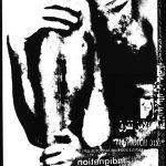 Ammar Bouras. Une autorisation pour s'aimer 16. Tirage unique sur papier photo N&b (A3) en planche contact