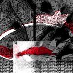 Ammar Bouras. Les 1001 nuits, autrement dit... Cyber Chahrazed. ange de nuit, 42x62 cm, tirage numérique sur toile, 2006