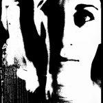 Ammar Bouras. Une autorisation pour s'aimer 5. Tirage unique sur papier photo N&b (A3) en planche contact