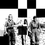 Ammar Bouras. Serment 1. Tirage Numérique, 80 x 80 CM