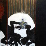 Ammar Bouras. Iran. Justice and compassion (Workshop) Peinture