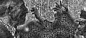 Boudiaf_2. Tirage numérique. Dimension variable